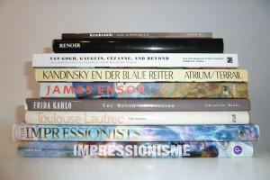 kunstboeken